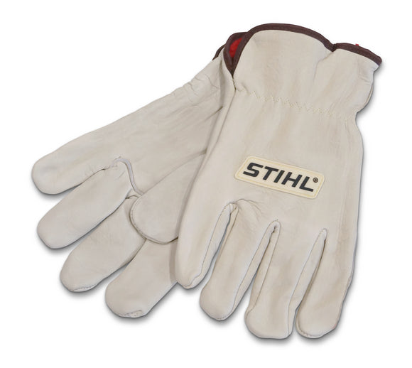 Stihl Leather Work Gloves