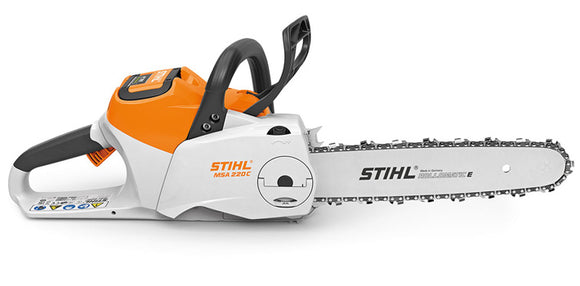 STIHL MSA 220 C-BQ with 12