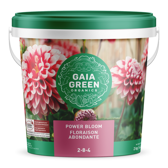 Gaia Green Power Bloom Fertilizer (2-8-4) 2kg