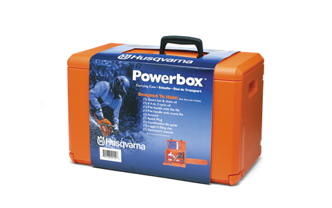Powerbox Carrying Case