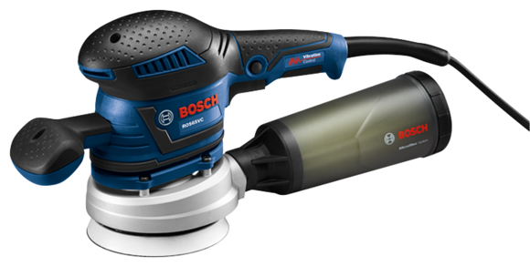 BOSCH ROS65VC-5 5 In. Random Orbit Sander/Polisher