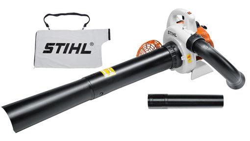 Stihl SH 56 C-E Powerful Vacuum Shredder with Easy2Start