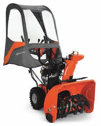 Husqvarna Snowblower Cab