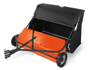 "Husqvarna 42"" Lawn Sweeper for Lawn Tractor"