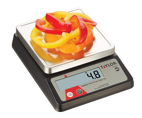 Taylor Compact Digital Portion Control Scale