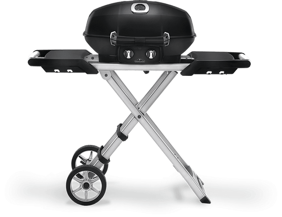 Napoleon PRO285X Portable Grill Black *Includes Scissor Cart*