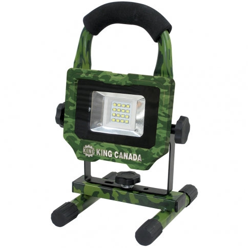 King Canada 7.4v Cordless Work Light