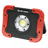 King Canada 750 Lumens LED Work Light - MAGNETIC!