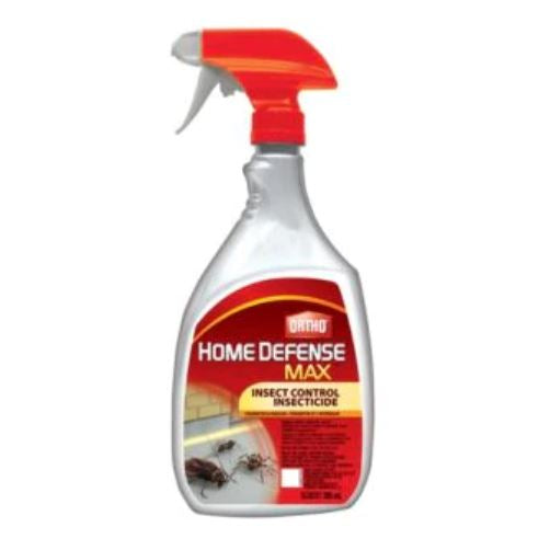 Ortho Home Defense Max Perimeter & Indoor Insect Control Ready-to-Use, 709ml