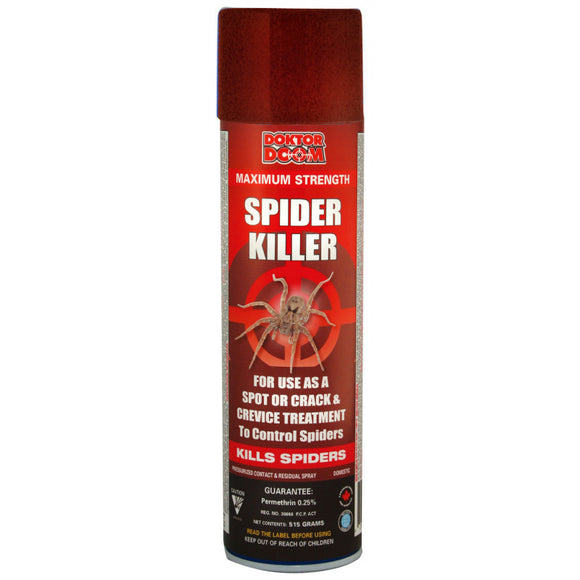 Doktor Doom Maximum Strength Spider Killer