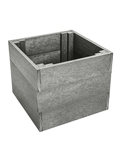 CR Plastic Square Planter (Multiple Colours)