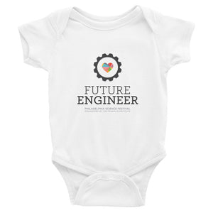 Future Engineer Onesie