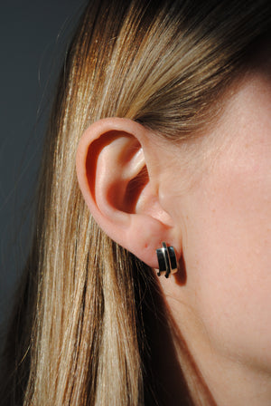 Banded Earrings