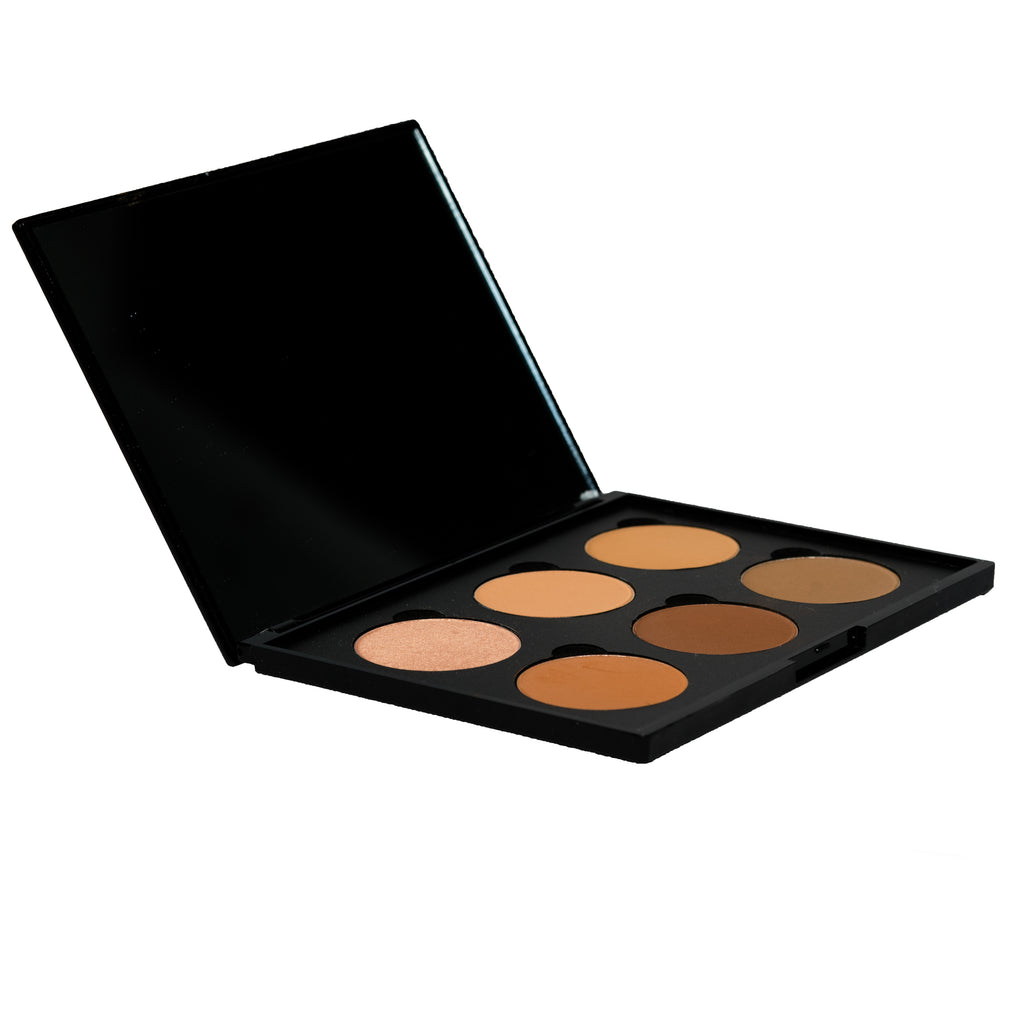 Powder Contour Pallet - Dark