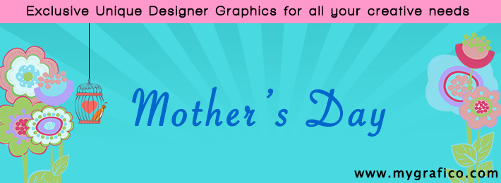 Mother's Day Cliparts