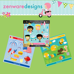 Zenware Designs at Mygrafico