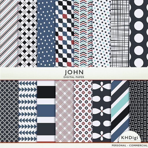 John - Digital Paper Digital Papers & Backgrounds KH Digi    Mygrafico