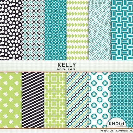 Kelly Digital Paper Digital Papers & Backgrounds KH Digi    Mygrafico