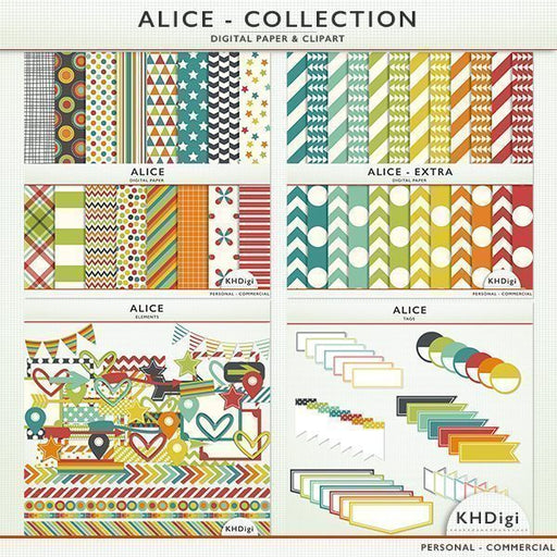 Alice Collection  KH Digi    Mygrafico
