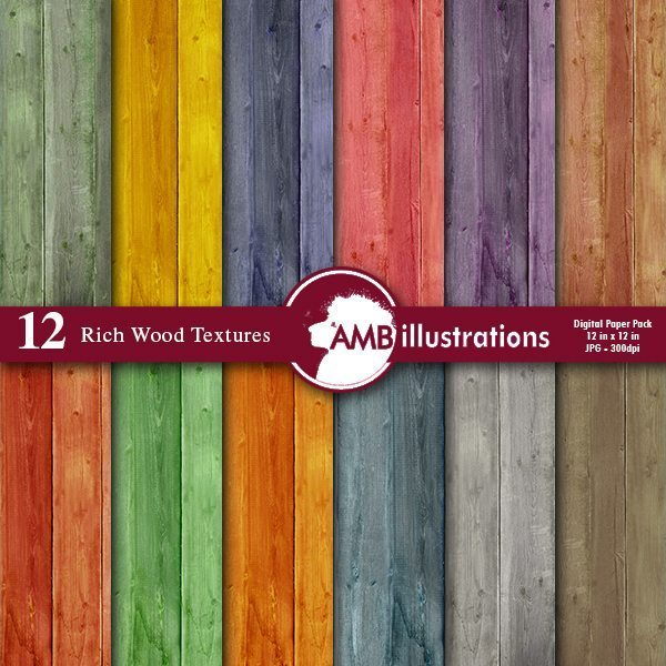 Deep rich wood textures  AMBillustrations    Mygrafico