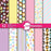 Easter parade digital paper  AMBillustrations    Mygrafico