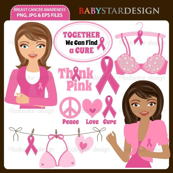 Breast Cancer Awareness  Babystar Design    Mygrafico