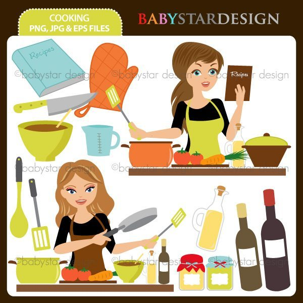 Cooking Cliparts Babystar Design    Mygrafico
