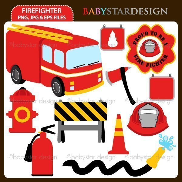 Firefighter  Babystar Design    Mygrafico