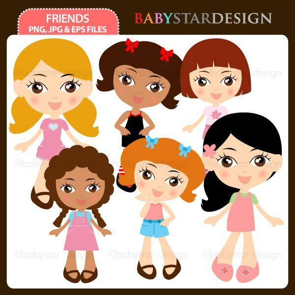 Friends  Babystar Design    Mygrafico