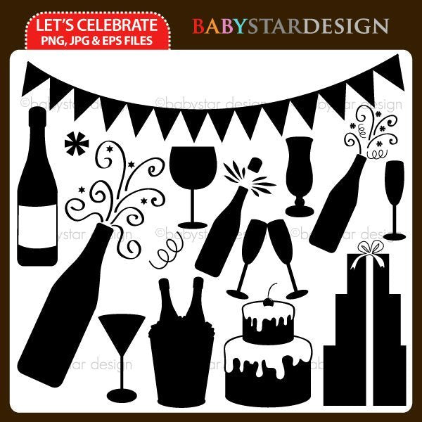 Let's Celebrate  Babystar Design    Mygrafico