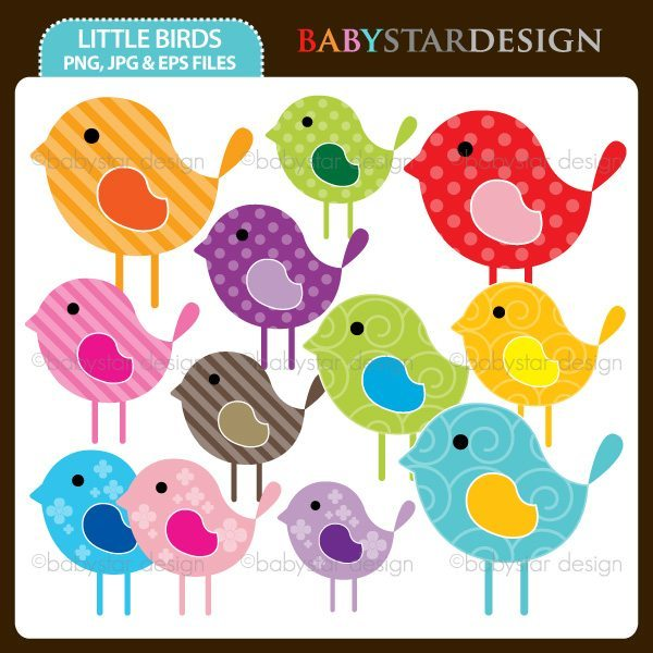Little Birds  Babystar Design    Mygrafico
