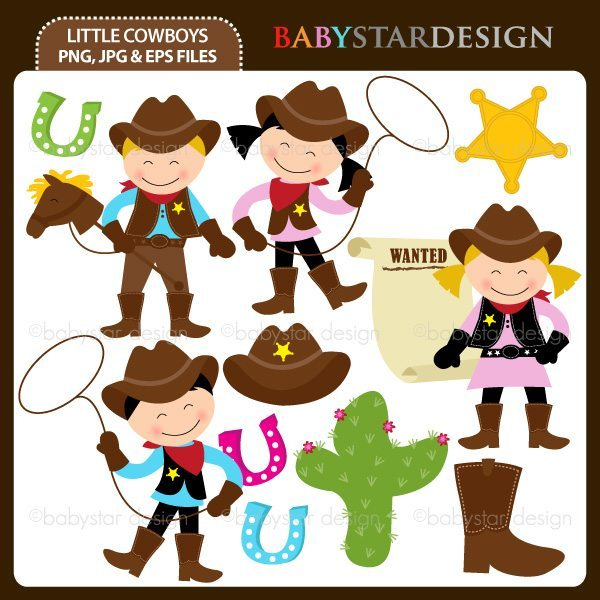 Little Cowboys  Babystar Design    Mygrafico