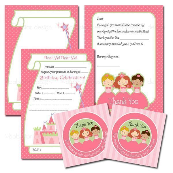 Little Princess - Printables  Babystar Design    Mygrafico