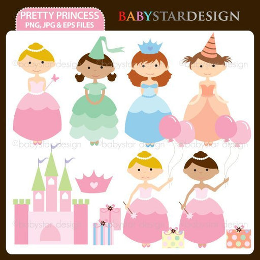Pretty Princess  Babystar Design    Mygrafico