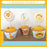 Baby Animals Cupcake Wrappers and Toppers  Blackleaf Design    Mygrafico