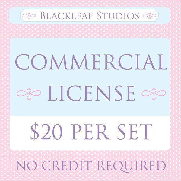 Blackleaf Studios Commercial License  Blackleaf Design    Mygrafico