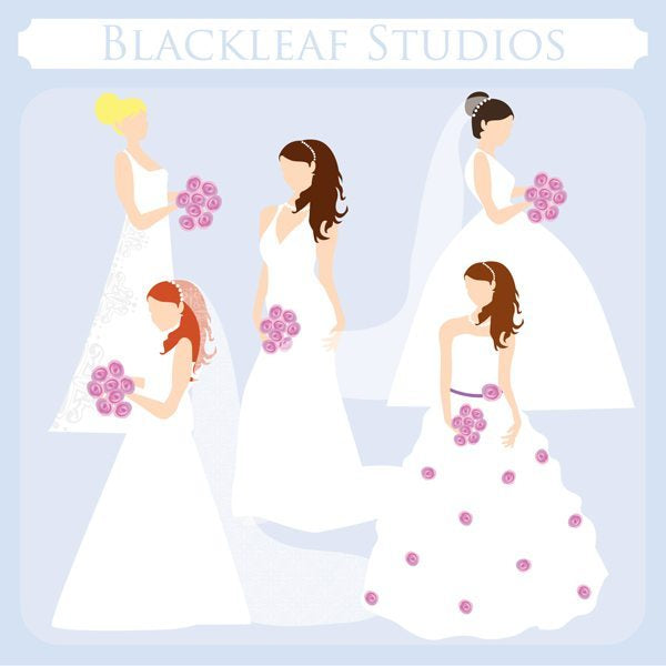 Bridal  Blackleaf Design    Mygrafico