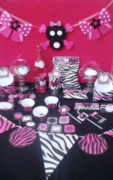 Diva Party  Blackleaf Design    Mygrafico
