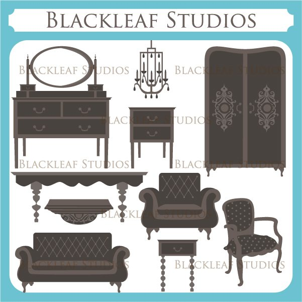 Doll House Furniture  Blackleaf Design    Mygrafico