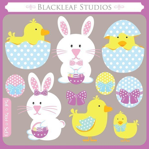 Easter  Blackleaf Design    Mygrafico