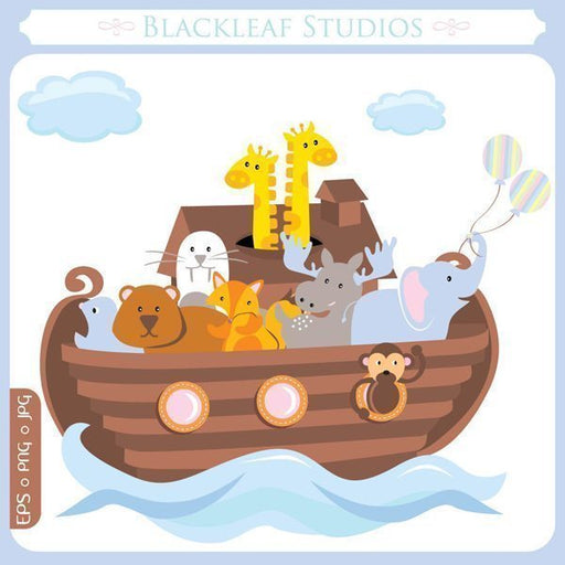Noahs Ark  Blackleaf Design    Mygrafico