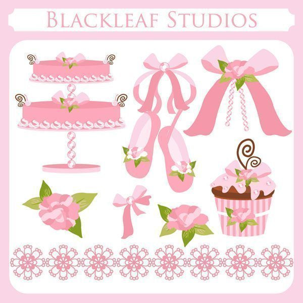 Pink and Ruffled  Blackleaf Design    Mygrafico