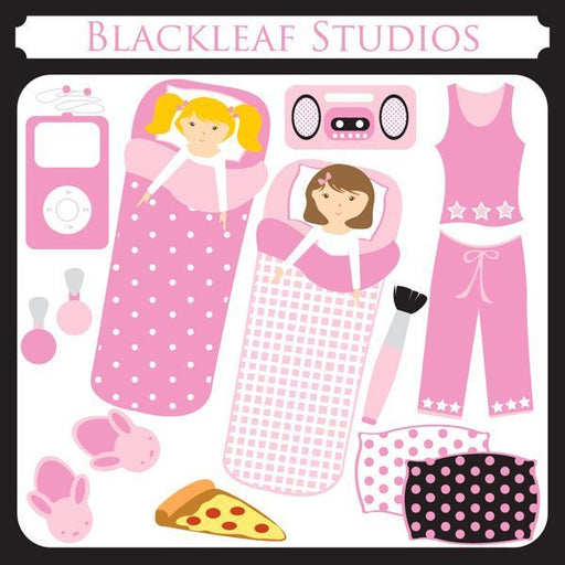 Slumber Party  Blackleaf Design    Mygrafico