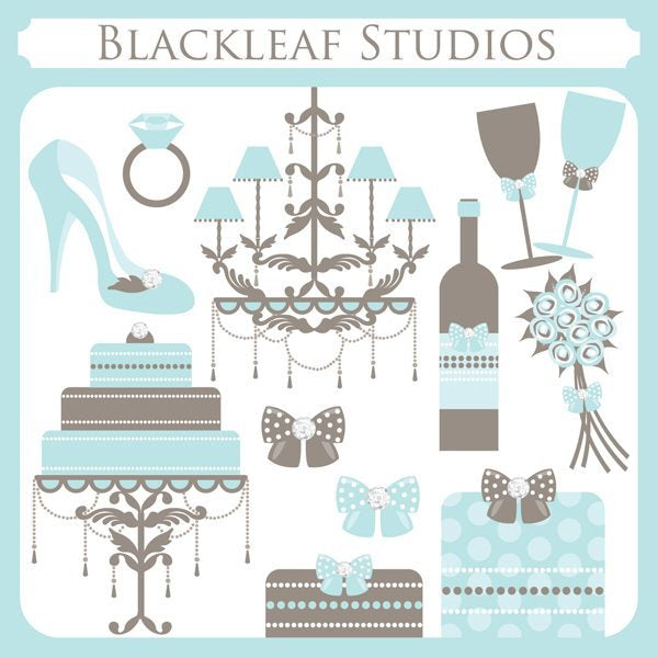 Wedding Winter  Blackleaf Design    Mygrafico