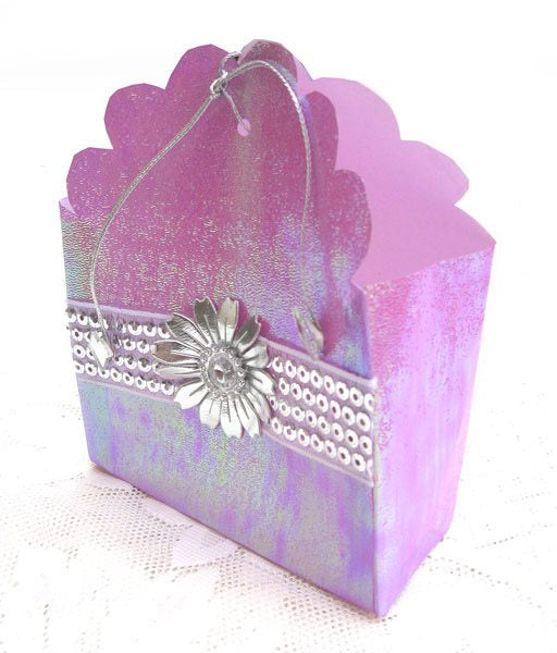 Favour Bags  Blackleaf Design    Mygrafico