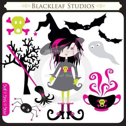 Trick Or Treat SVG Set 2  Blackleaf Design    Mygrafico