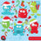 Christmas monsters clipart  Prettygrafik    Mygrafico