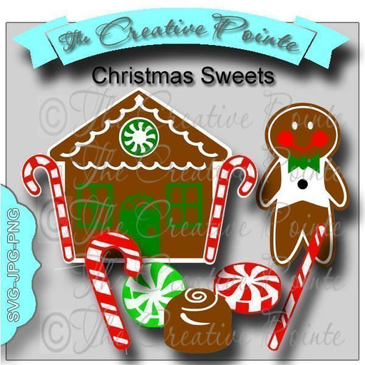 Christmas Sweets Clipart The Creative Pointe    Mygrafico