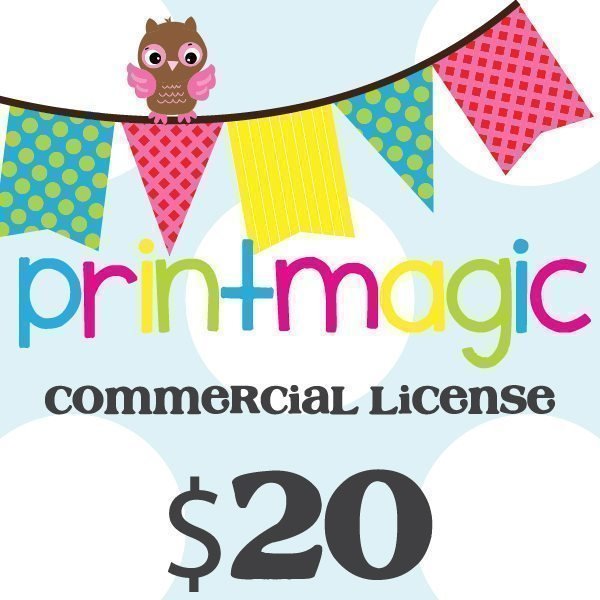 Commercial License Commercial License Print Magic    Mygrafico