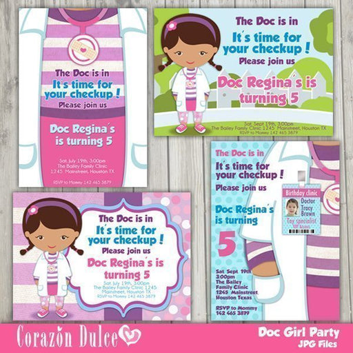 Doc Girl Party